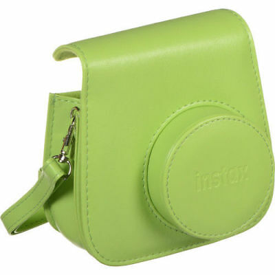 Fujifilm Groovy Camera Case for instax mini 9 (Lime Green) - FREE SHIPPING™