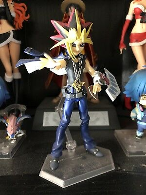 Figma 276 Yu-Gi-Oh! Yami Yugi Max Factory READ DESCRIPTION