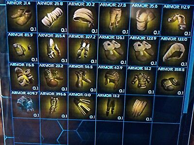 One Of Any Listed Blueprints Ascendant And Mastercraft, Ark, Xbox, PVE  Official