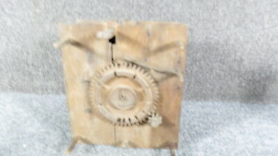 Wood clock works 18th Century Granfather clock as is