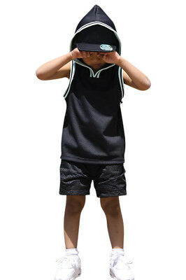 Chinga V5 Basketball Singlet Black