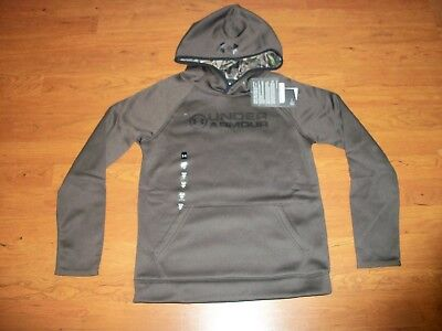 NWT boys youth Under Armour Storm hoodie, size YMD YLG