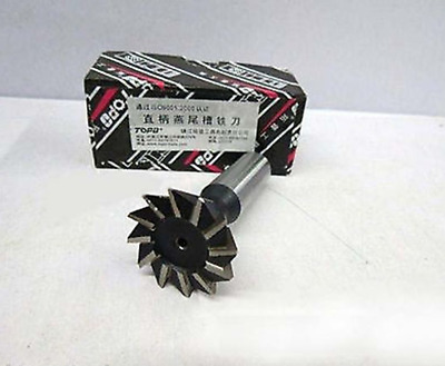 1pc 14mm x 45 Degree Dovetail Cutter End Mill