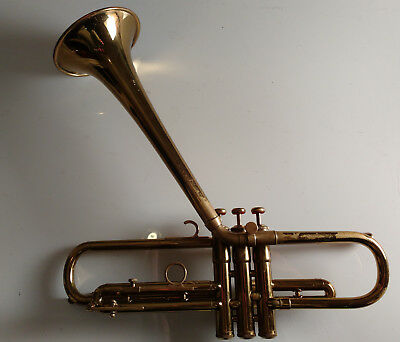 Exceptional Martin Committee model trumpet - Dizzy bell - OHSC - Lee Morgan ???
