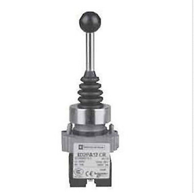 New 1Pc Spring Return Joystick Switch 4 Position 4NO XD2PA24CR