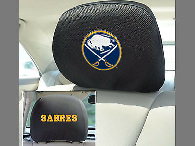 """NHL - Buffalo Sabres Head Rest Cover 10""""x13"""""""