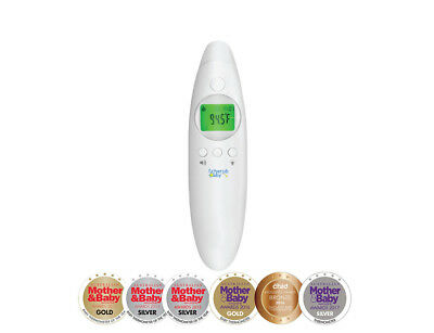 Cherub Baby New Model 4 in 1 Infrared Digital Ear And Forehead Thermometer