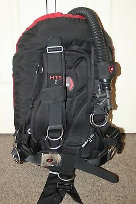 Hollis HTS 2 [Medium] with S38 Wing & HTS Weight Pockets