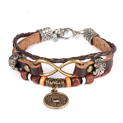 Tides male female copper bracelet restoring ancient ways to ward off bad luck...