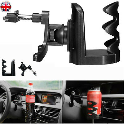 Universal Car Drinking Cup Bottle Can Air Vent Mug Mount Stand Holder Storage