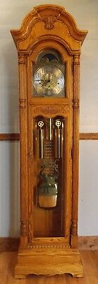 Grandfather Clock-exc cond/Kieninger Triple Chime/NATIONWIDE PERSONAL DELIVERIES