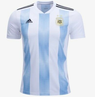 735b26bf7 Argentina Men s National Team Official Home Jersey World Cup 2018 Adidas