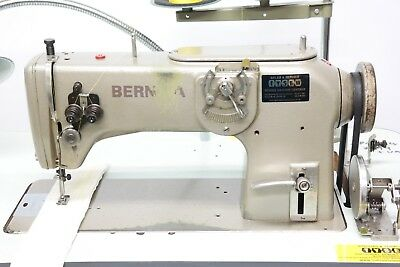 Bernina 217 Zig Zag Lockstitch Industrial Sewing Machine