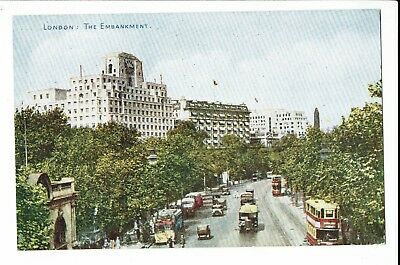 CPA - Carte postale - Royaume Uni - London - The Embankment - S467