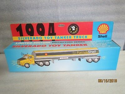 Shell 1994 Tanker Truck #2 in series-Limited Edition