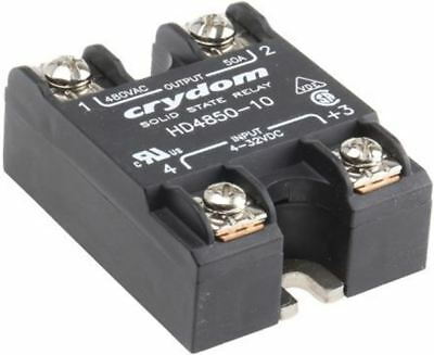 Sensata / Crydom 50 A SPST Solid State Relay, Instantaneous, Panel Mount SCR, 53