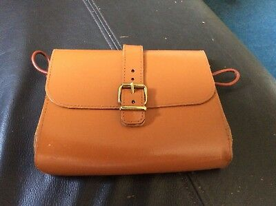 Medieval/Larp/Archer/Cosplay BROWN LEATHER BAG