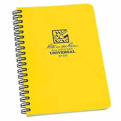 """Rite in the Rain 373 All-Weather Universal Notebook, 4 5/8"""" x 7"""" OUTDOOR JOURNAL"""