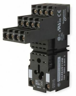 Schneider Electric 8 pin Relay Socket, DIN Rail, <250V for use with Various Seri