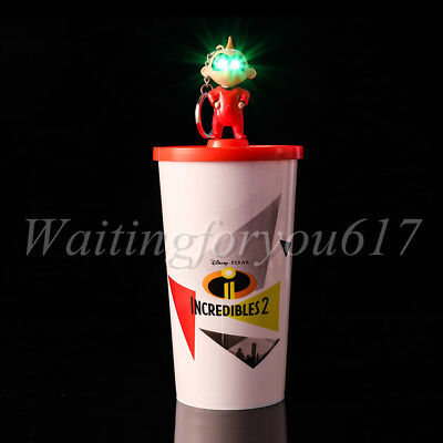 Disney: Incredibles 2 Movie Jack-Jack LED Light Eyes Doll Cup Exclusive Theater