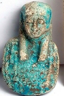 Ancient Egyptian Style Replica Ushabti Amulet 1500-500 Bc Scu665C...collectibles