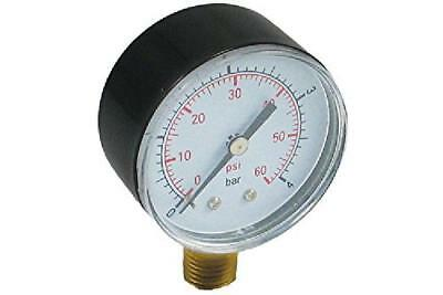 Pressure Gauge 0-60 Psi For Pentair And Hayward Pool Filters