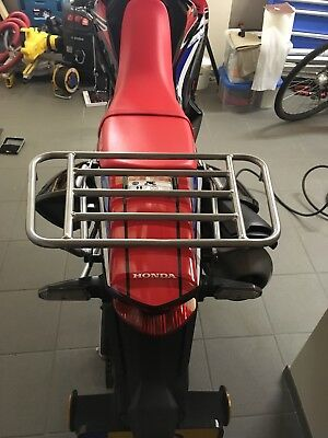 Moose Racing Expedition Luggage rack CRF250L CRF250 Rally
