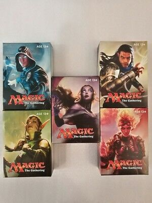 Magic The Gathering MTG AKH Official Welcome Decks
