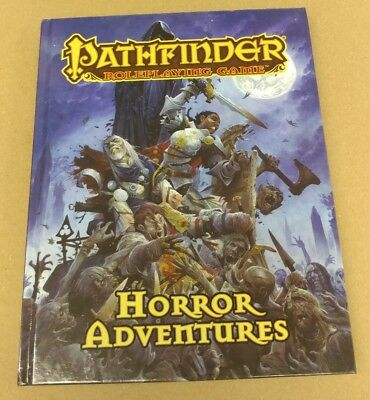 Pathfinder Roleplaying Game: Horror Adventures Hardcover