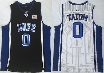 b11fe75e2321 Jayson Tatum  0 Duke Blue Devils College Basketball Jerseys Men Stitched S  - XXL
