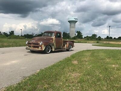 1954 Chevrolet Other Pickups  1954 Chevrolet 3100 5 window ls 5.3 auto 4l60E modern chassis patina shop truck