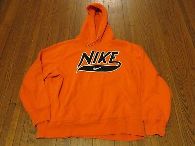 a1af742b8d81e0 NIKE LIKE MIKE FLEECE PULLOVER HOODIE AH7913-100 MEN S WHITE BLACK ...