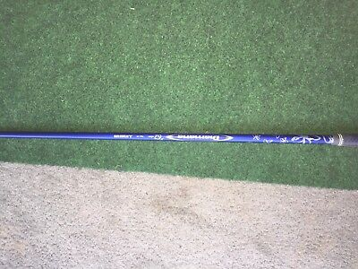 Titleist Driver Shaft 913-15-17adapter / reg flex shaft . Diamana 63