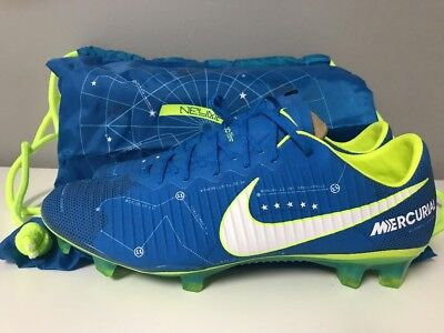 20de59cb2 Mens Nike Mercurial Vapor XI NJR FG 921547-400 Blue Orbit Brand New Size 8