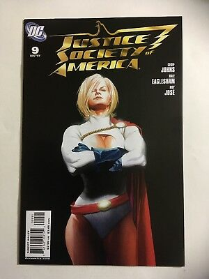 Justice Society of America (3rd Series) #9A Alex Ross