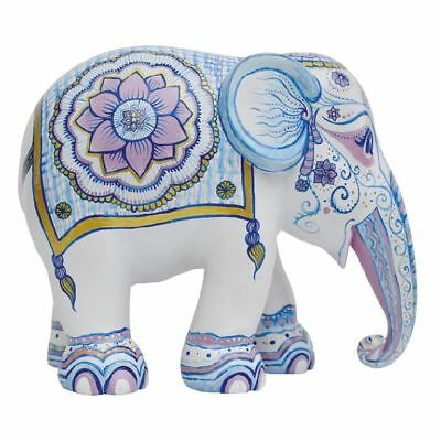 Elefant der ELEPHANT PARADE - Indian Blues 10cm - limitiert
