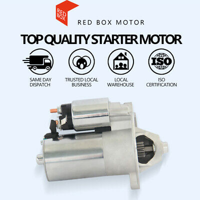Starter Motor Fits For Ford F100 Cleveland V8 5.8L 351 Auto/Man 1977-1985