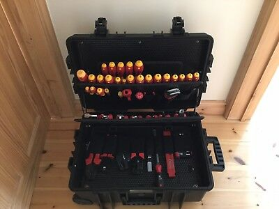 WHIA XXL electricians Tool box set
