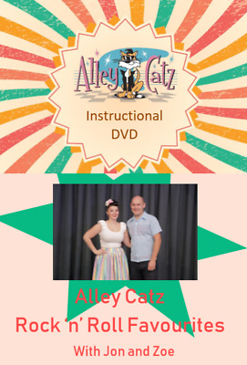 Alley Catz Rock n Roll Favourites Dance DVD