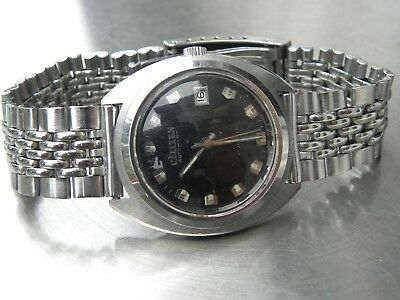 CITIZEN Automatic 21 Jewels , Vintage , guter Zustand !
