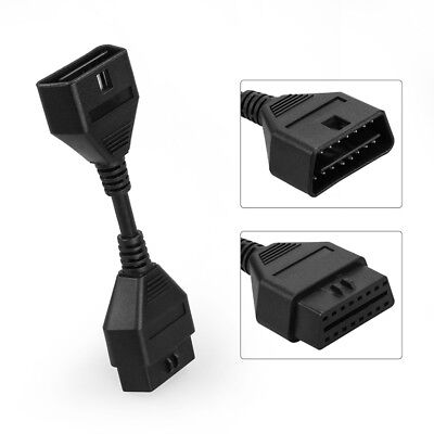 LAUNCH OBD2 Extension Cable Diagnostic Connect Adapter for X431 IDIAG/5C/V/GOLO