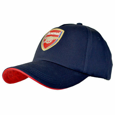 b93a68ee453c9 Arsenal Fc Navy Adult Baseball Cap Hat New 2018 Gift