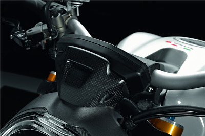 NEW Ducati Monster 821 / 1200 Carbon Instrument Panel #96980521A