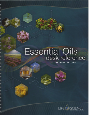 7th Edition Essential Oils Desk Reference (2016, Hardcover) Brand New Free  Ship