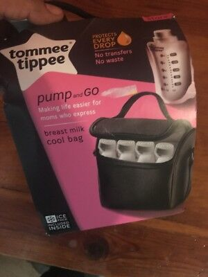 Tommee Tippee Pump And Go Breast Milk Pouches - 35 CT