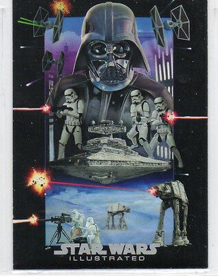 Star Wars ESB Illustrated - Lot Of 32 Chase Cards NM Topps 2015