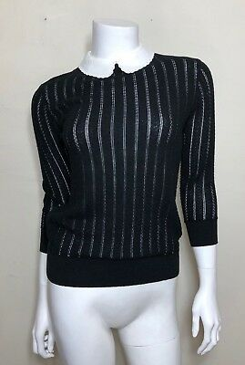 3159a779df8d2 NWOT TED BAKER LONDON Suzaine Embellished Layered Look Sweater In ...