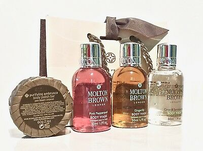 Molton Brown LITTLE LUXURIES FOR HER Gift Bag *NEW/ FREE POSTAGE*