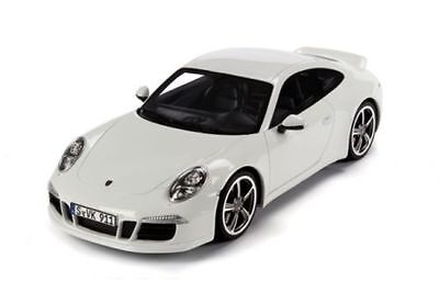 1:18 GT Spirit - 2012 Porsche 911/991 Carrera S Club Coupe White lmtd.1000st