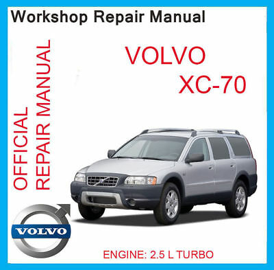 download volvo xc70 workshop service repair manual 1999 2000 2003 rh picclick co uk 2004 Volvo XC90 2004 Volvo XC90